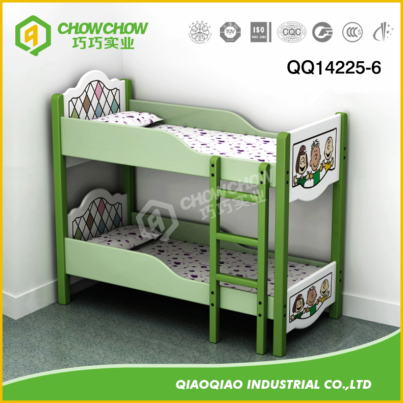 European Baby Wooden Bunk Bed Designs, Wooden Baby Bed