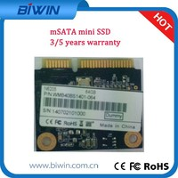 32GB msata mini pcie ssd for Mid/Server/POS