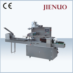 Horizontal Pillow packing machine Plastic Bag Flow Wrapper Packaging Machine
