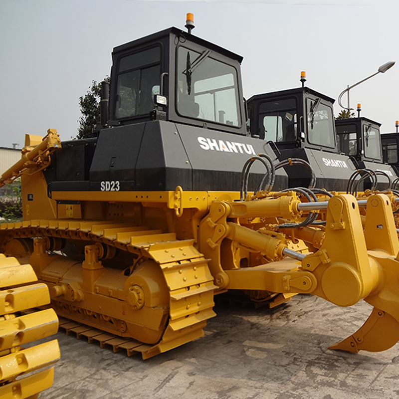 Factory supply shantui SD23 dozer prices