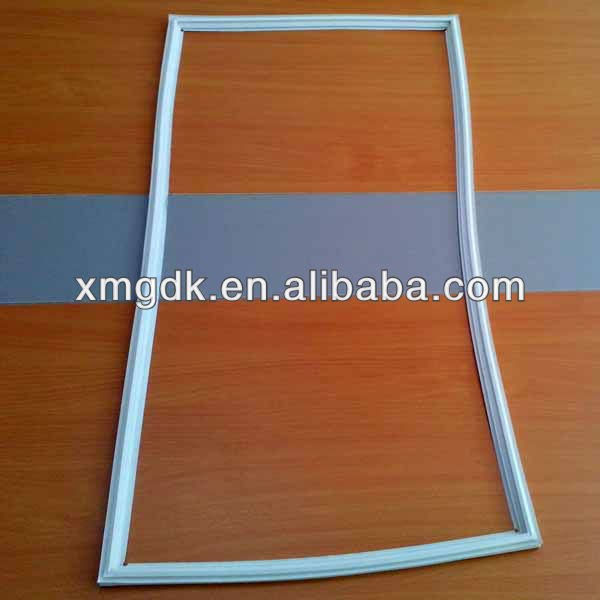 Silicone Rubber Seals refrigerator door seal strip