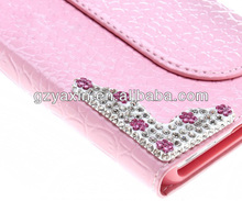 wallet leather case for galaxy nexus,pink wallet case,leather case for samsung galaxy note3 pocket