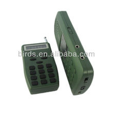 Electronic bird caller ; hunting goose decoy CP-387 with timer ;hunting bird