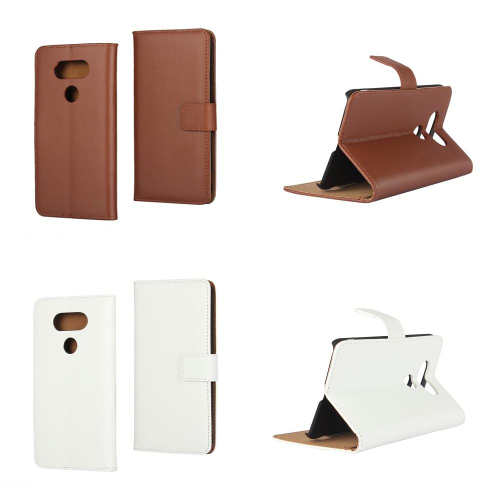 Mobile Phone Accessories Regenerated Leather Wallet Flip Stand Cover for LG G5 Case Etui Funda Capa Para