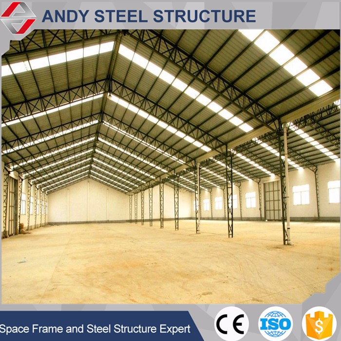 Arched Roof Truss Steel Structure building