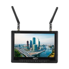 1080P 7 inch 32G HDMI high definition lcd monitor with component input