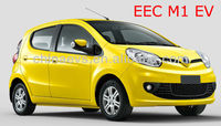 EEC And DOT Approved Electric Car With 20KW Peak Power And 110Km/H Max Speed