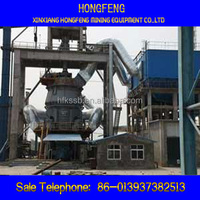 Large capacity marble grinding vertical mill with low price