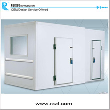 Low Cost Custom Reefer Blaster Freezer Cold Storage Room For Frozen Chicken Seafood Wild Boar Meat