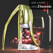 Top Quality Quick Opening Lever Wine Bottle Opener