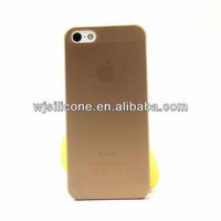 Gold cell phone cover hot color mobile case for iphone 5S