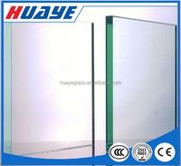 Widely Used Safety Toughened Glass for Curtain Wall, Partition Wall, Balustrade, Door, Window