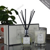 luxury reed diffuser and Scented candle in beautiful gift box