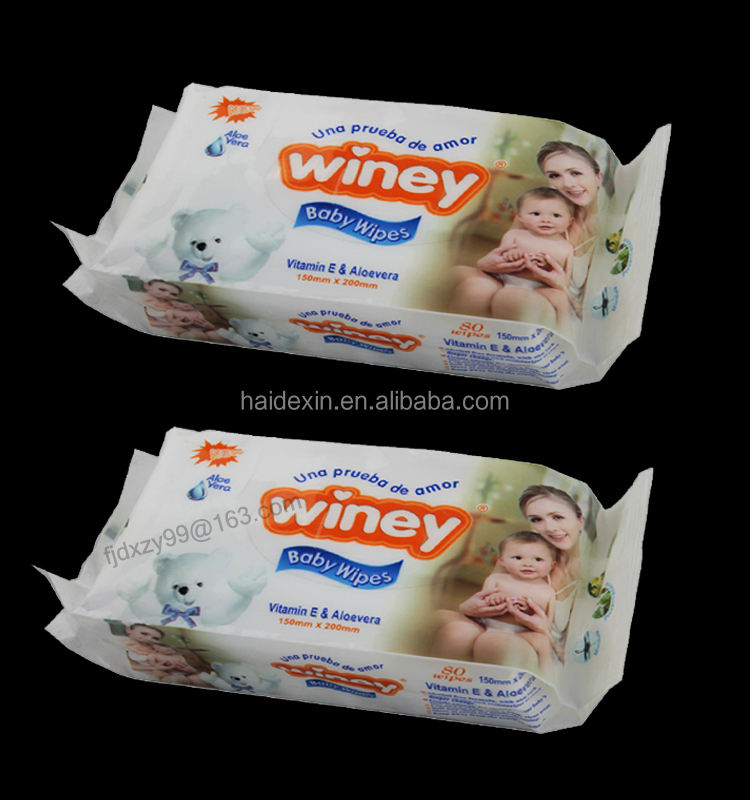 skin care baby wipes factory , china supplier cleaning wipes , wet tissue paper