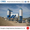 High Efficient HZS120 Concrete Mixing Batch Plant in Hot Selling