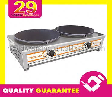 Stainless Steel Rotary Square Waffle Baker Maker