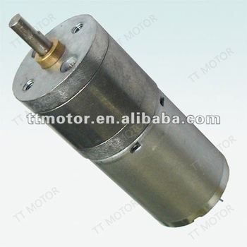 25mm dc gear motor with encoder of DC12V