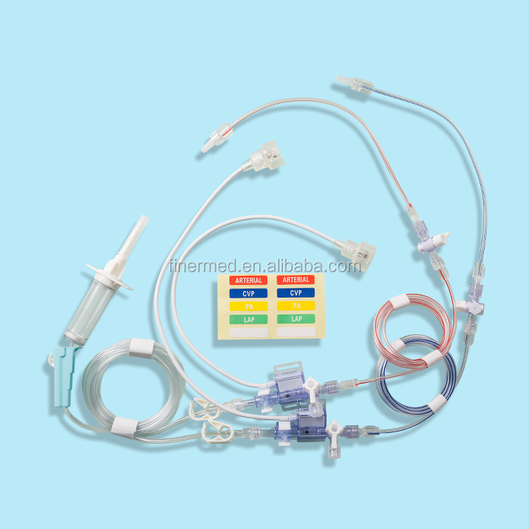 disposable invasive blood pressure IBP transducer