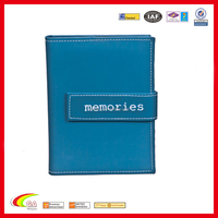 Top quality memories for leather picture album,leathe cover picture album,digital wedding album covers