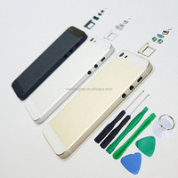 Wholesale for iphone 5 back cover housing original full