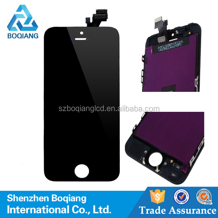 saudi arabia mobile phone prices lcd for iphone 5, refurbished touch screen with digitizer for iphone 5