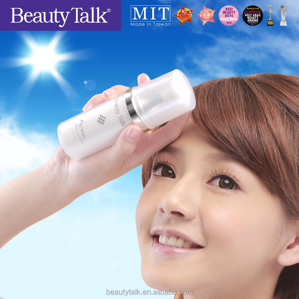 Chamomile extract multiple whitening Sunscreen suitable sensitive skin type