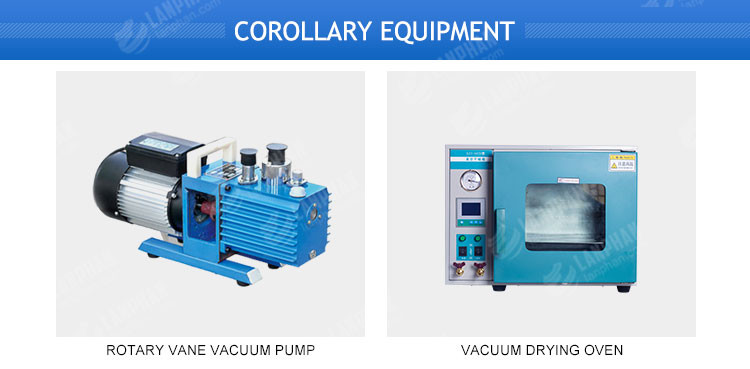 Time-Control Laboratory Vacuum Fruit Dryer Oven Machine