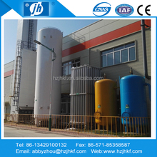 CE approval cryogenic air separation plant 1200Nm3/h gaseous nitrogen equipment