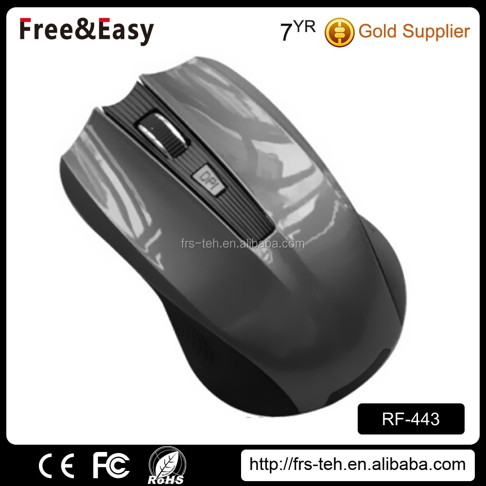 Powerful function usb 2.0 wireless optical mouse