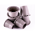API Q1 Standard Drill Pipe Plastic Steel Thread Protector for octg