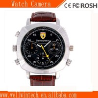 Fashnable 720P Wrist watch hidden camera