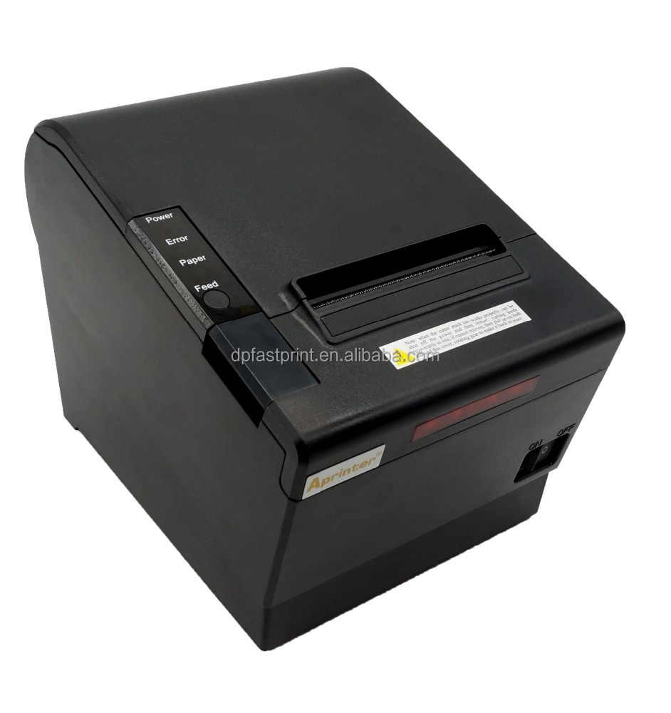 80MM Wireless Android Receipt Printer Cash Registers RP801B blutooth thermal POS bill printer