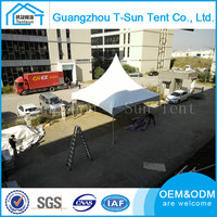 Beautiful 20ft x 20ft tension marquee tent for wedding events ceremony