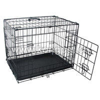 2015 High quality Square Metal pet Kennels for dogs or cats KE041