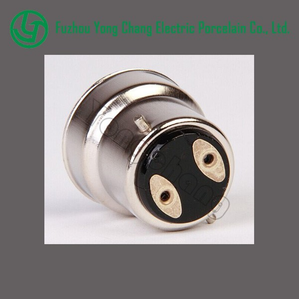 Iron tin-soldering lamp holder B22 cap