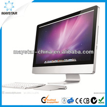 21.5 inch lowest price new arrival product ultrathin all in one pc
