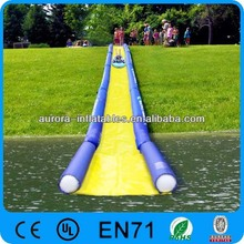 aquaglide subduction gliding inflatable water slide