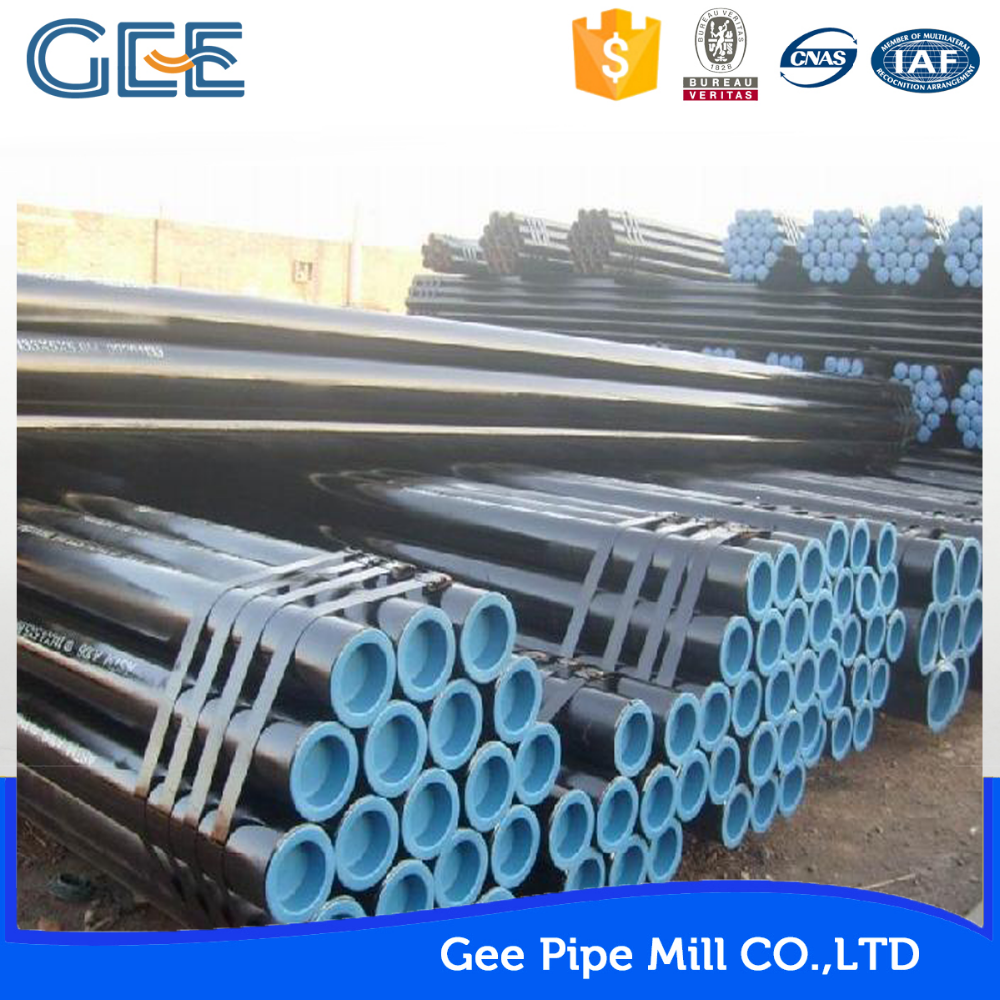 carbon steel welded& seamless lsaw steel pipe