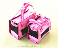 travel new style high quality best selling cheap pink pet bag