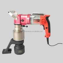 6000Nm angle electric torque hex bolt tighten machine