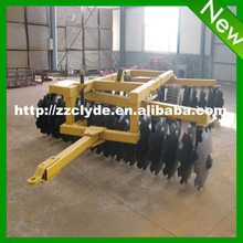 1BZ heavy duty hydraulic offset 3 point disc harrow for sale