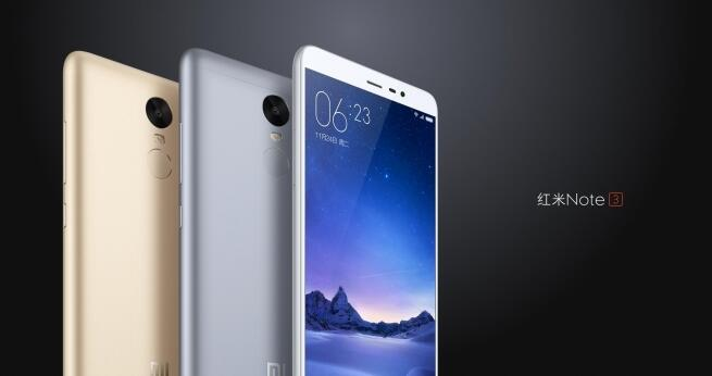 Original Xiaomi Redmi Note 3 3GB RAM 32GB ROM MTK Helio X10 Octa Core Smart Phone