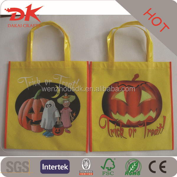 Christmas/Halloween gifts promotion gifts pvc bags