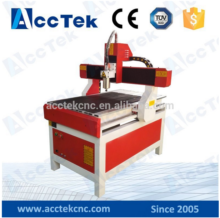 Auto carving machine 6090 high quality cnc router engraver drilling and milling machine from china