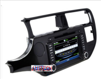 Car Stereo nagivation for K ia K3/RIO GPS Satnav Navi DVD Player Radio Headunit Multimedia with 3G wifi