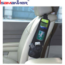 Car side bottle holder waterproof hanging car seat side pocket