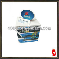 2013 Cheap stereo folding pamphlet printing