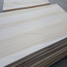 Custom 5mm paulownia wood board for backing board for furniture on sale