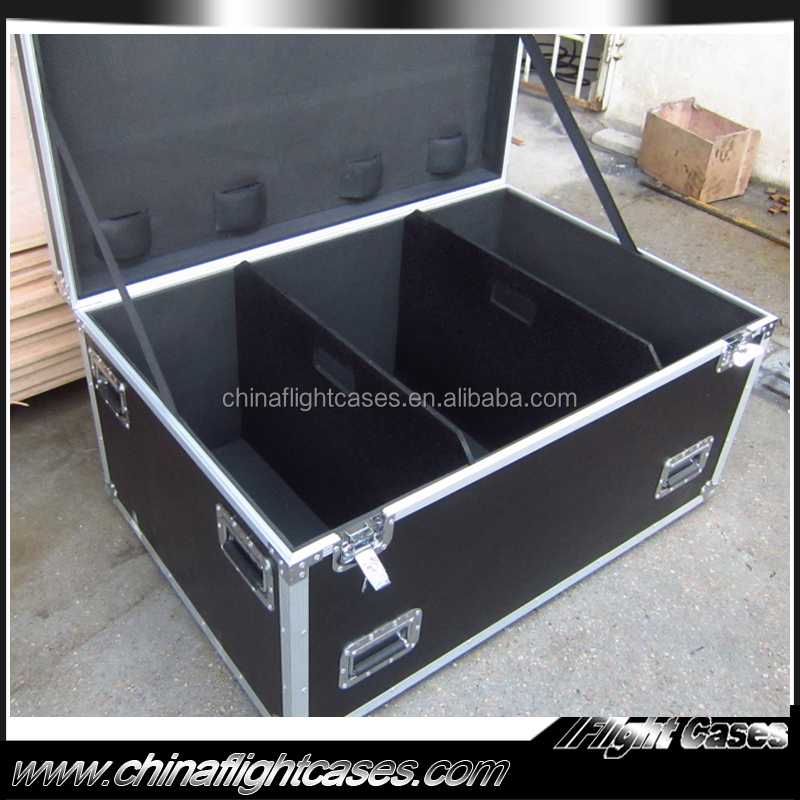 1200x600x600 Aluminum Road Case With Removable drawers