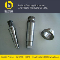 cnc machining and turning stainless steel products